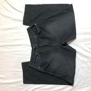 Black Calvin Klein Denim Jeans